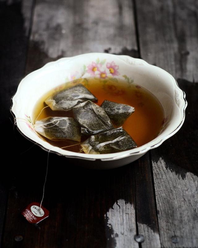 Sparkling Strawberry Jasmine Green Tea
