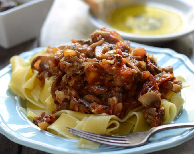 Hearty Pasta Sauce From Scratch