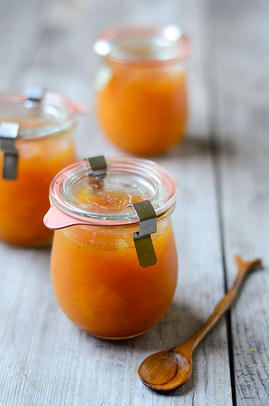 Summer In a Jar | Homemade Peach Jam