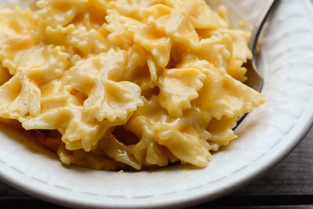 Homemade Macaroni and Cheese   Buttered Side Up