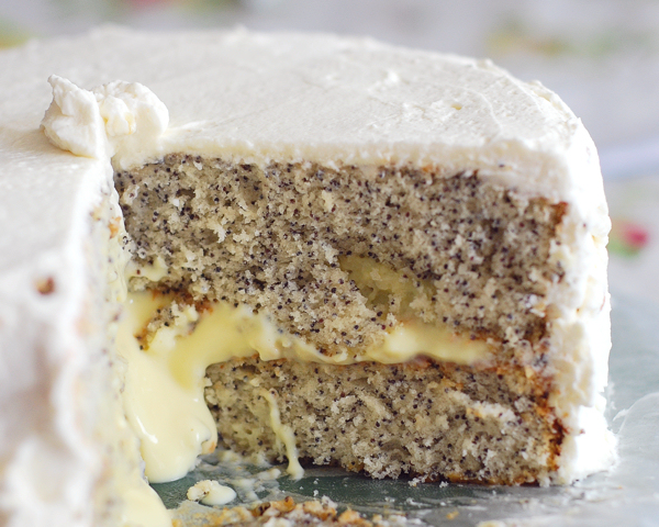 Grandma's Cooking School: Poppy Seed Torte