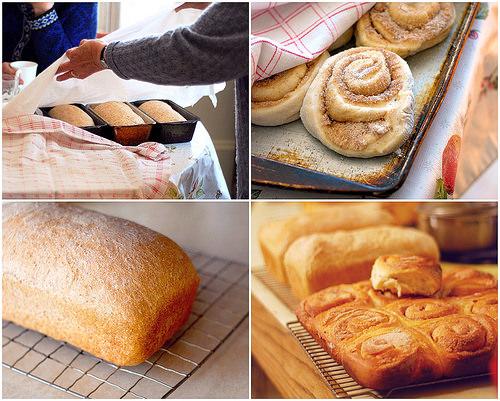 Grandma's Cooking School: Homemade Bread & Sweet Rolls