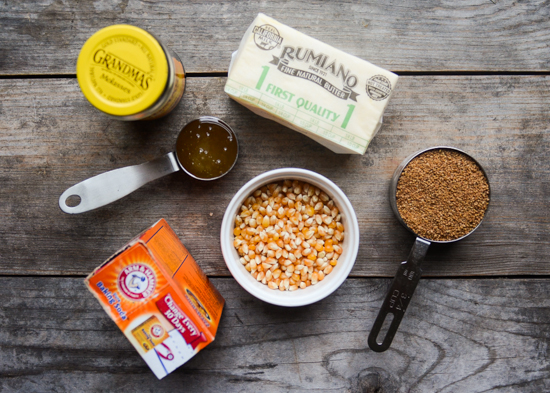 Caramel Corn | Buttered Side Up