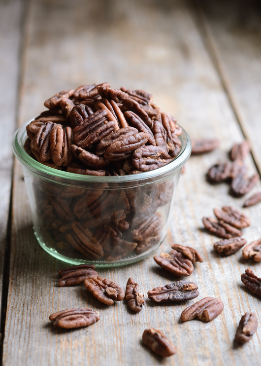 How to Soak Pecans for Digestion