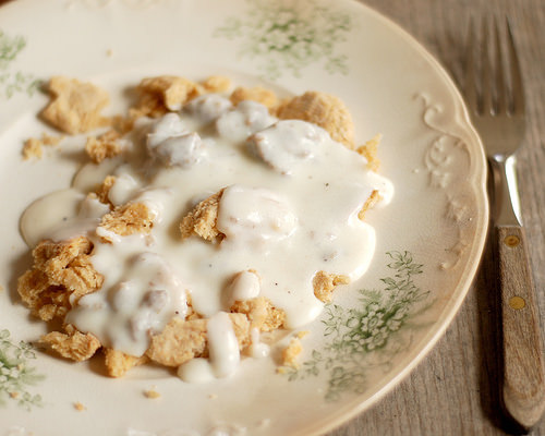 Biscuits + Gravy   Buttered Side Up