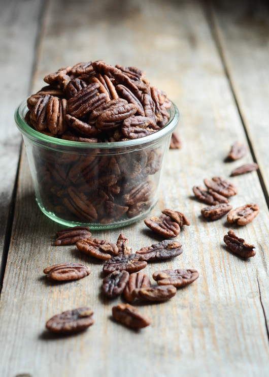 Soaked Pecans   Buttered Side Up