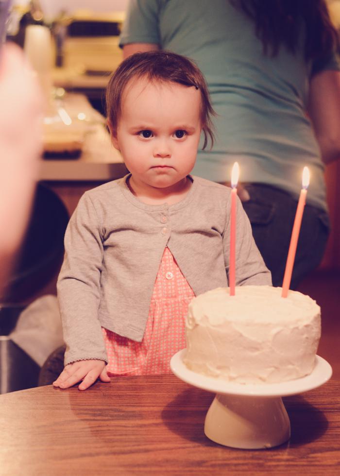 Helen's 2nd Birthday