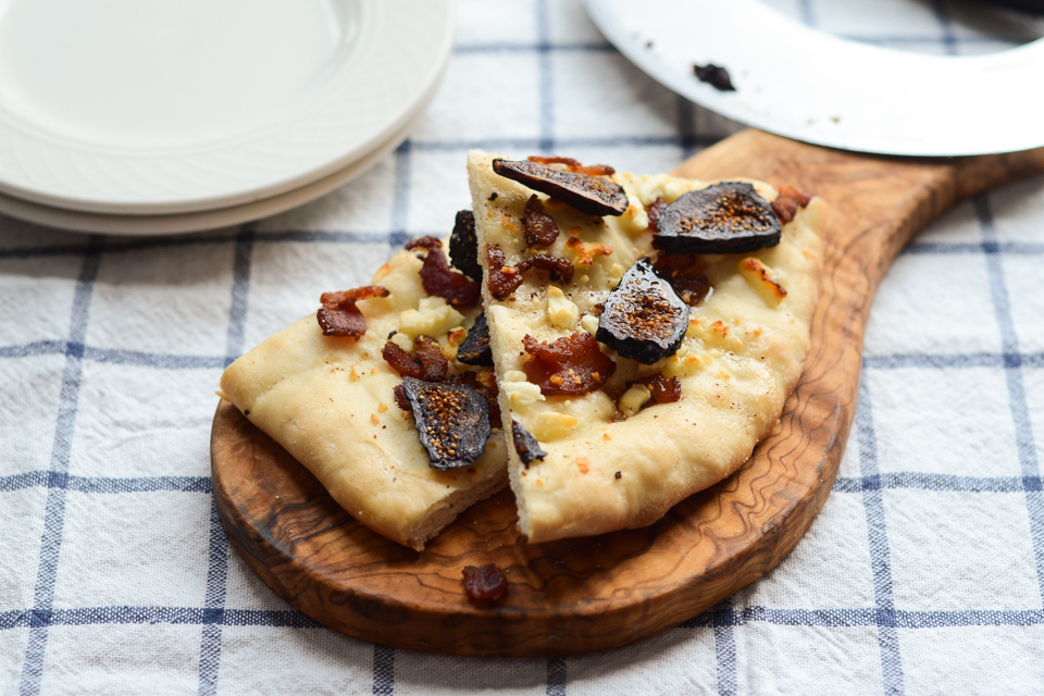 Figgy Piggy Pizza   Buttered Side Up