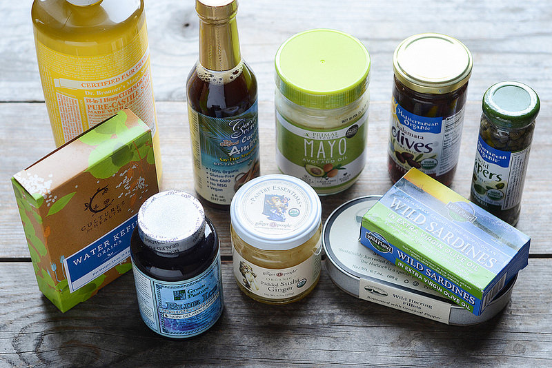 Thrive Market Haul   Buttered Side Up