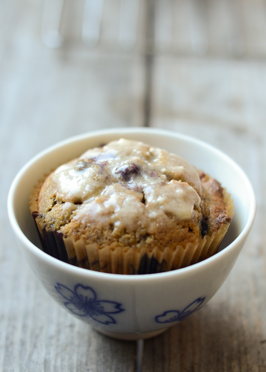 Blueberry Muffins   Buttered Side Up
