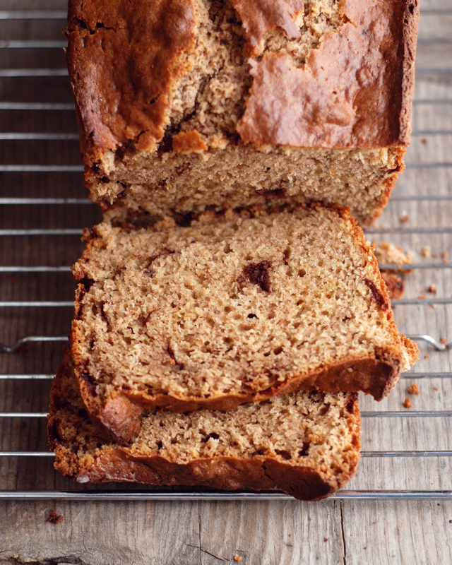 Easy Cinnamon Quick Bread Recipe