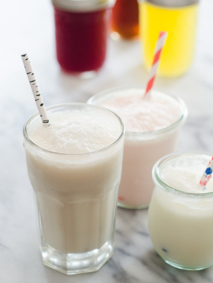 Homemade Cream Sodas + The Winner