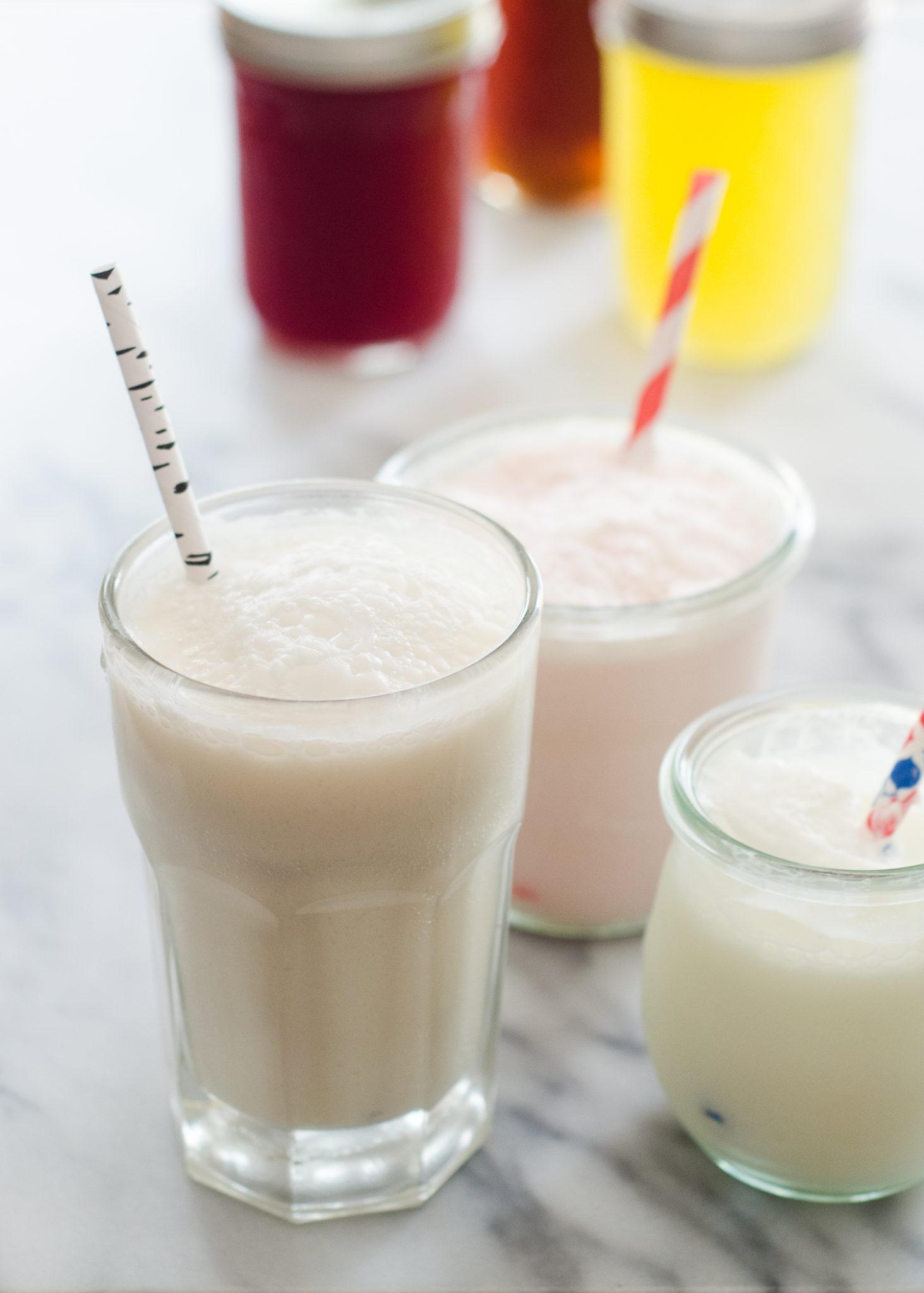 Homemade Cream Sodas
