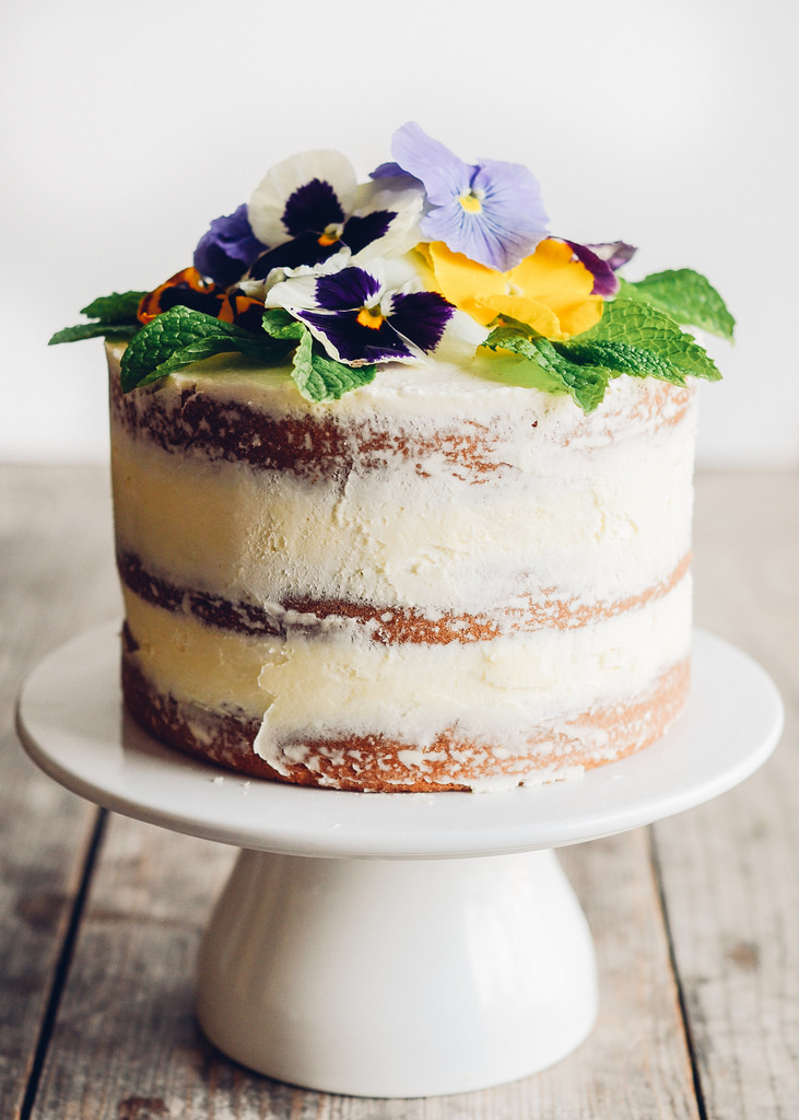 How To Make A Lemon Layer Cake