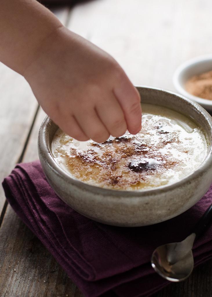 Rømmegrøt (Milk and Flour Porridge)