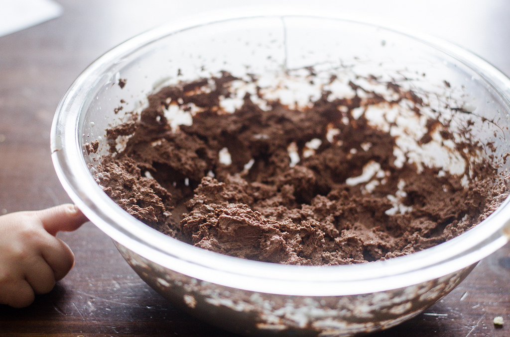 Egg Free Chocolate Mousse | Buttered Side Up