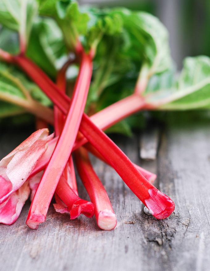 In Season NOW: Rhubarb
