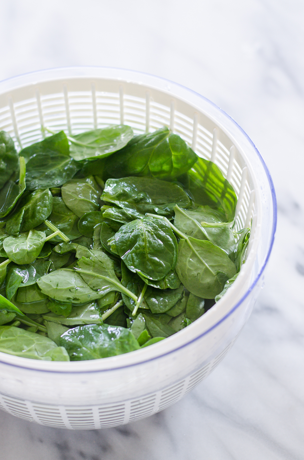 Eat Your Greens- Spinach - Buttered Side Up