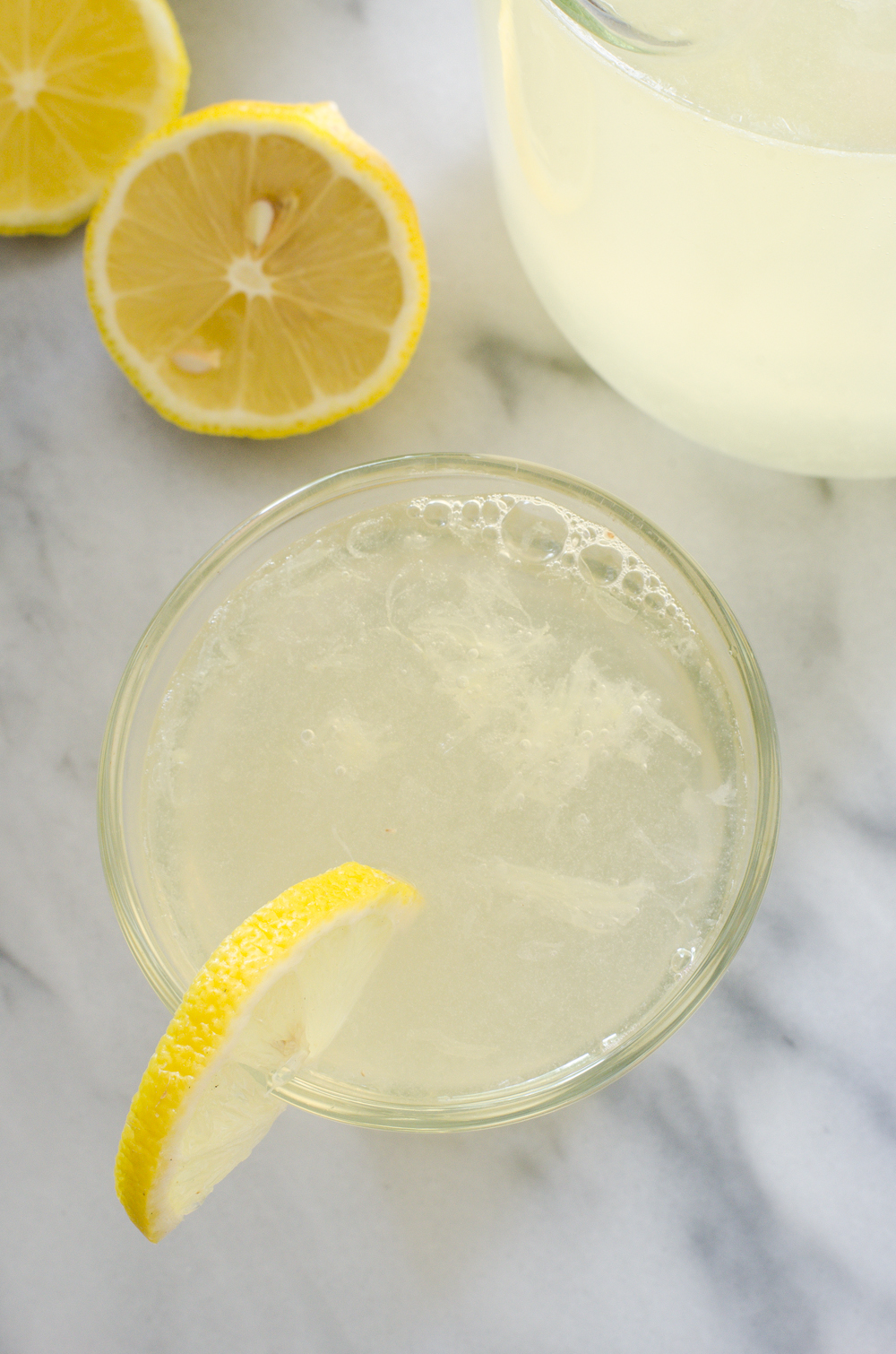 Homemade Lemonade | Buttered Side Up
