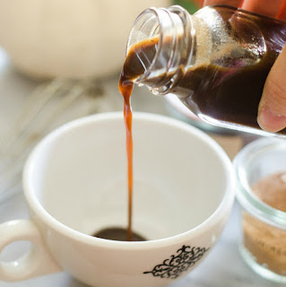 Organic Pumpkin Spice Coffee Syrup