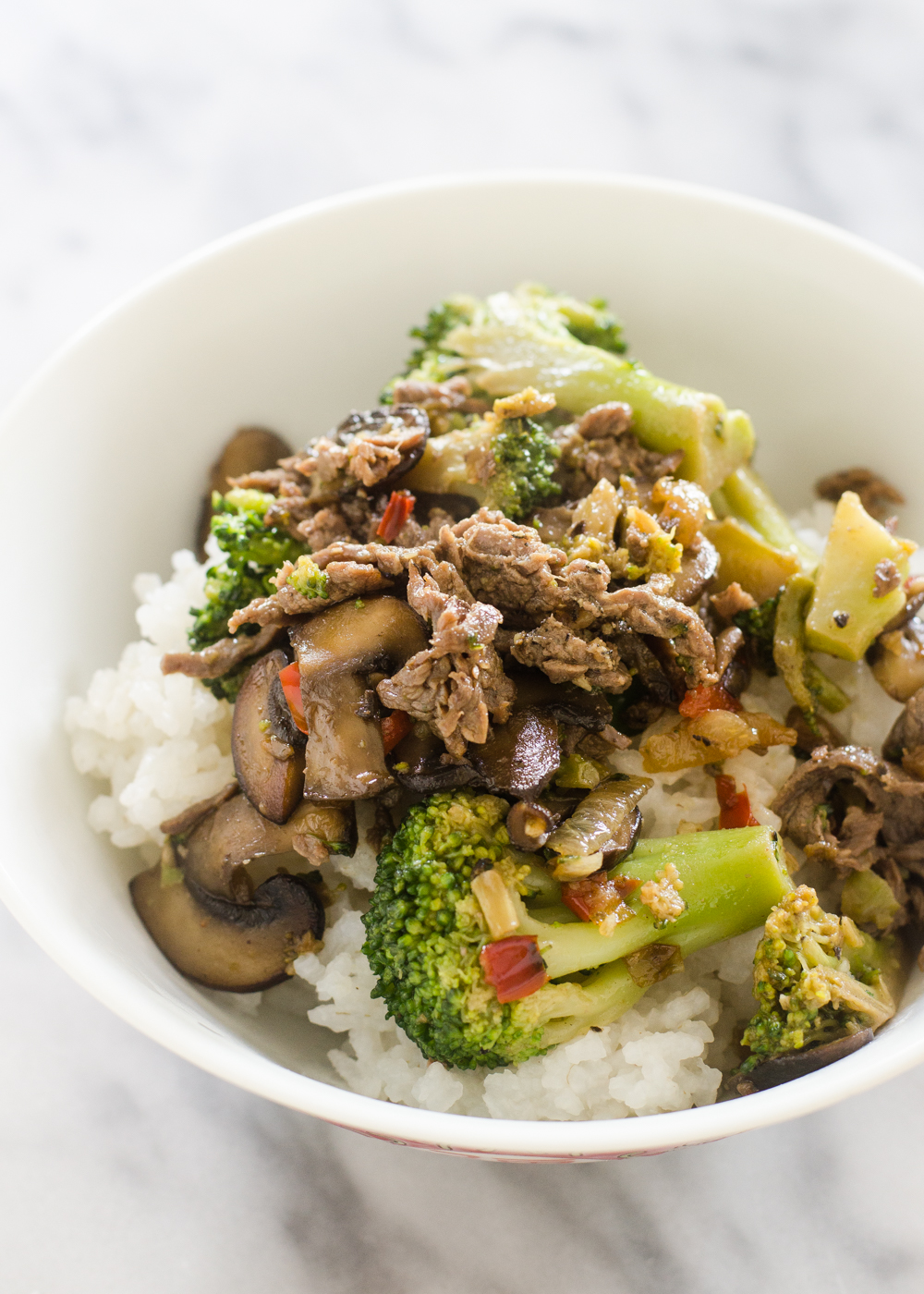 Butcher Box Review Meal 2 - Stir-Fry