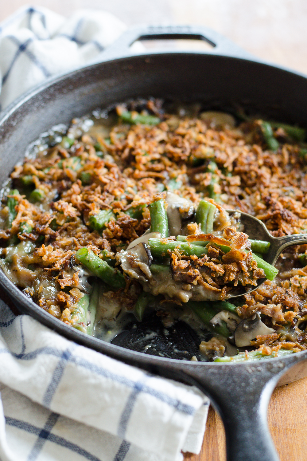 How to Host a Real Food Thanksgiving | Green Bean Casserole From Scratch | Buttered Side Up