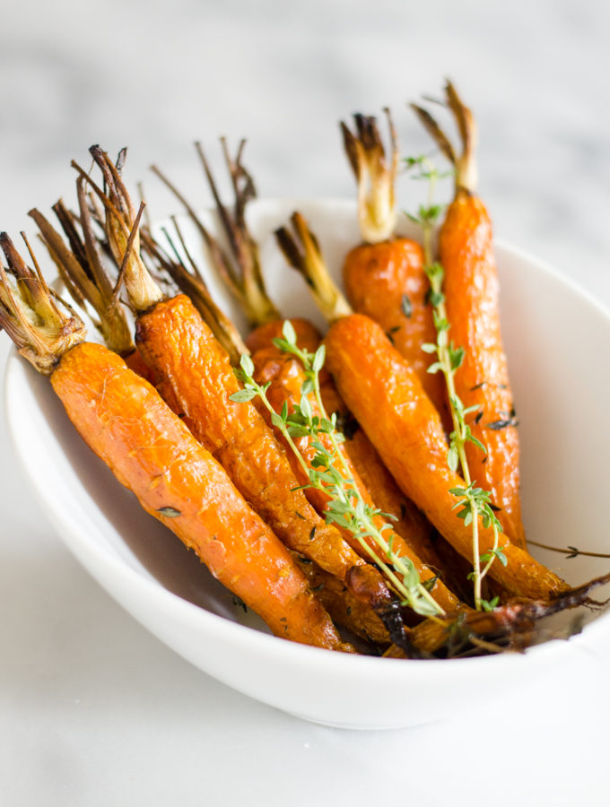 How to Roast Carrots (and Make Them More Interesting)