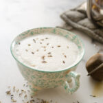 Homemade London Fog (Earl Grey) Latte