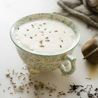 Homemade London Fog (Earl Grey) Latte