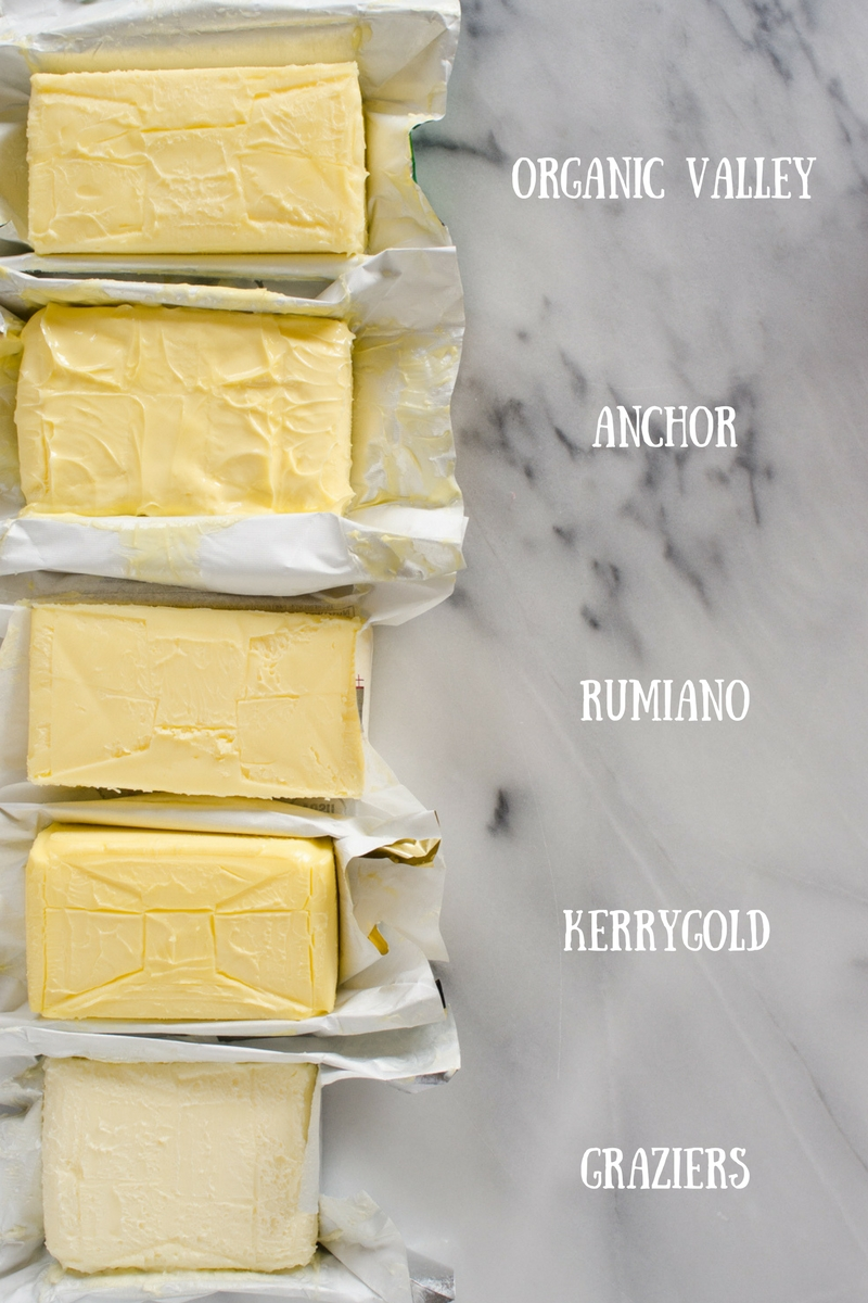 Which Grass-Fed Butter is the Best? - A Review of 5 Grass-Fed