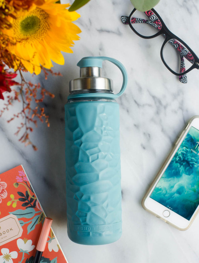 My Daily Routine + Glass Bottle Review