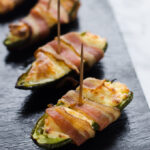 Gluten Free Bacon Jalapeno Poppers