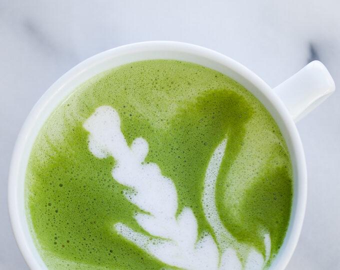 How to Make a Sugar Free Matcha Latte 31