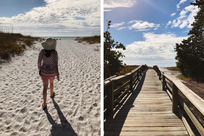 Our Florida Trip - LongBoat Key