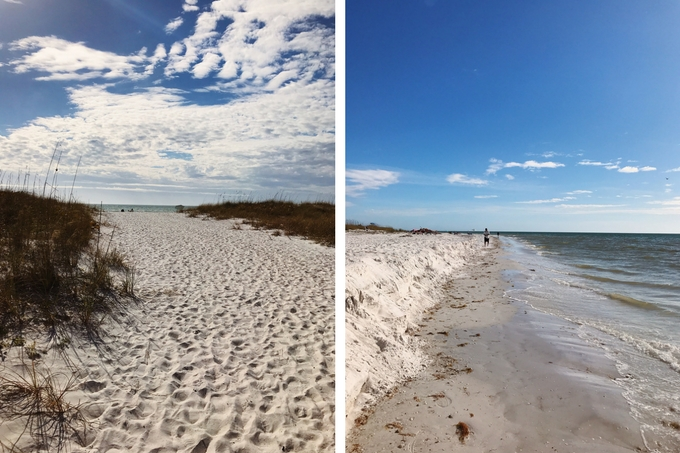 Our Florida Trip - LongBoat Key