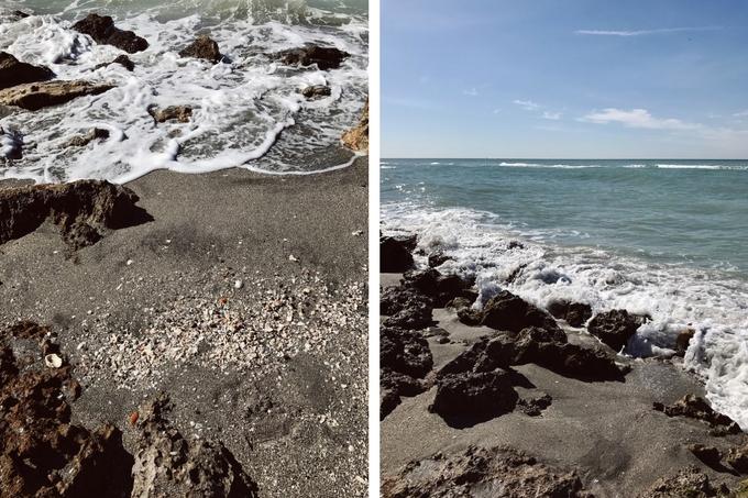 Our Florida Trip - Caspersen Beach