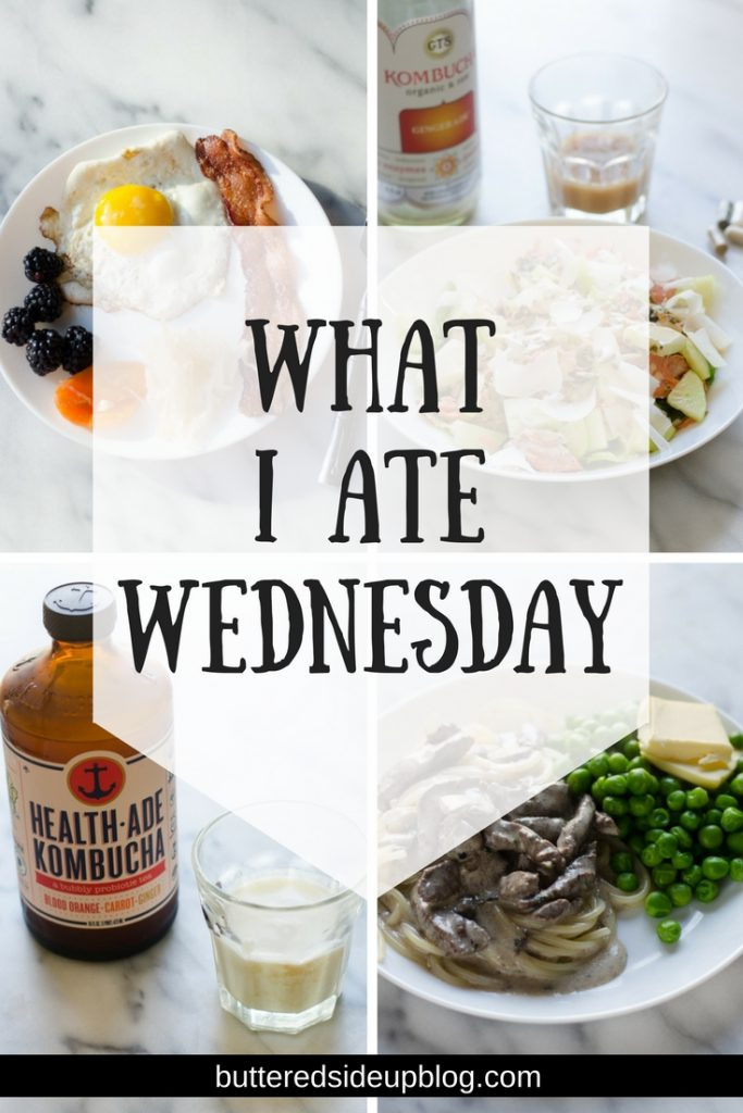 What I Ate Wednesday - everything I ate in a day!