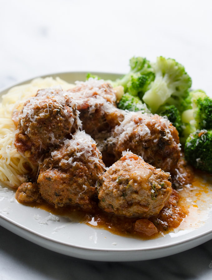 Tasty Tested: Mozzarella Stuffed Meatballs