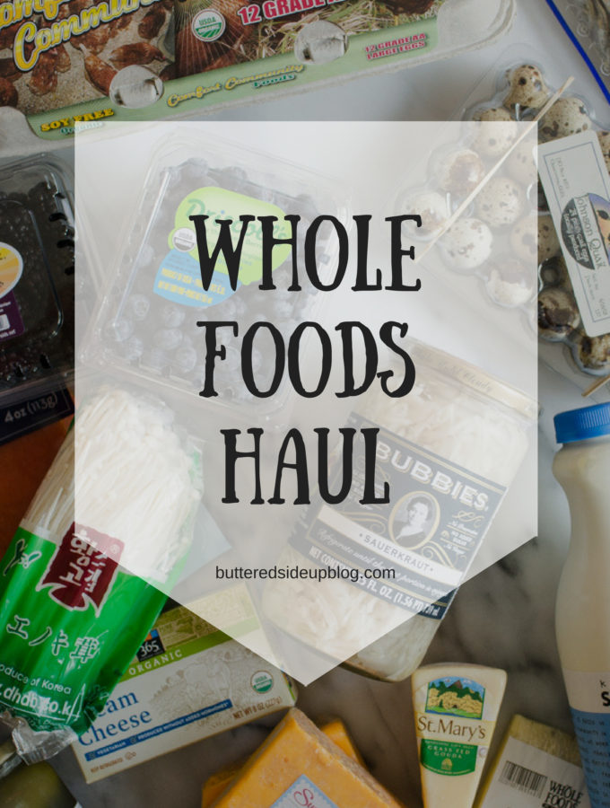 Whole Foods and Asian Market Grocery Haul