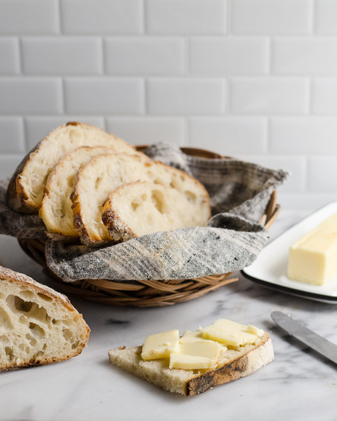 How to Make Artisan Sourdough Bread At Home #sourdough #wildyeast #bread #healthy #butteredsideup