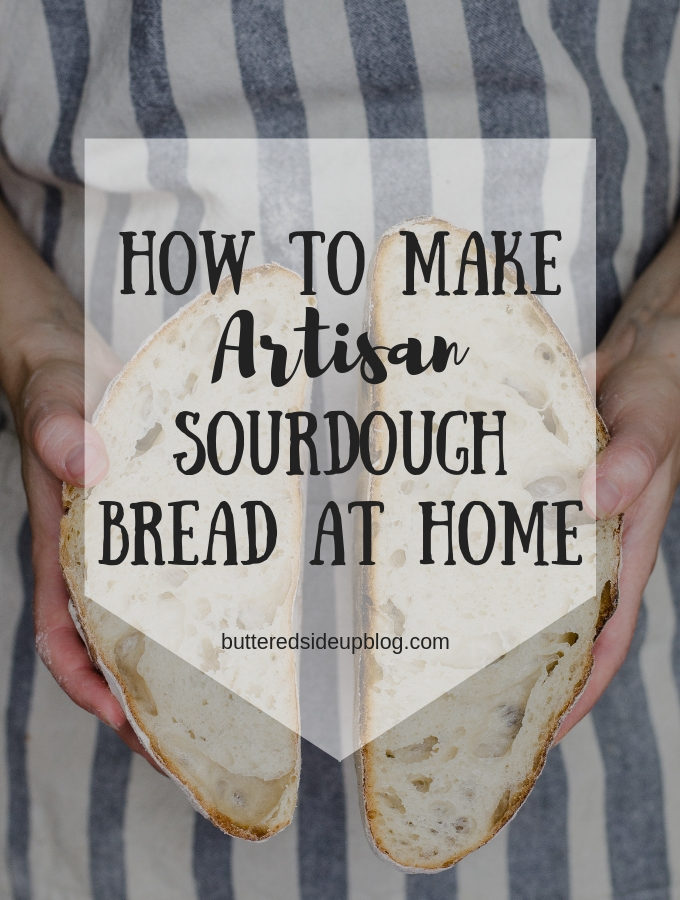 How to Make Artisan Sourdough Bread at Home