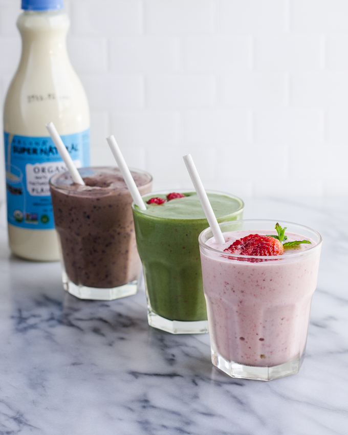 3 Healthy Kefir Smoothie Recipes