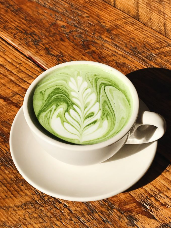 Dogwood Coffee Minneapolis, MN - Matcha Latte