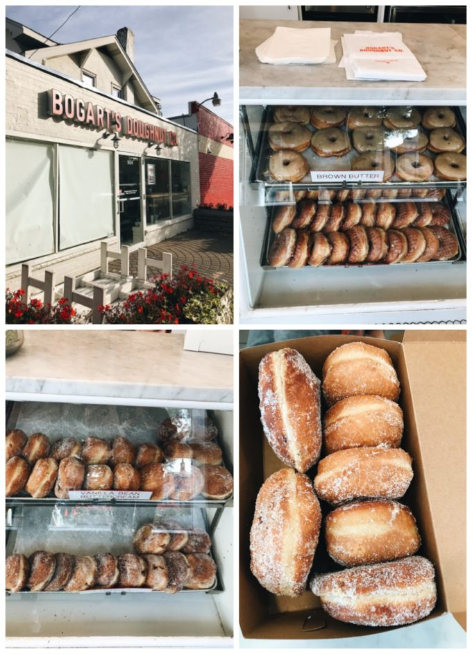 Fun Restaurants in Minneapolis: Bogart's Doughnuts Minneapolis MN