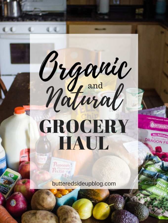 Organic/Natural Grocery Haul #5