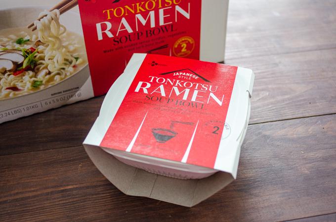 Ramen bowls.