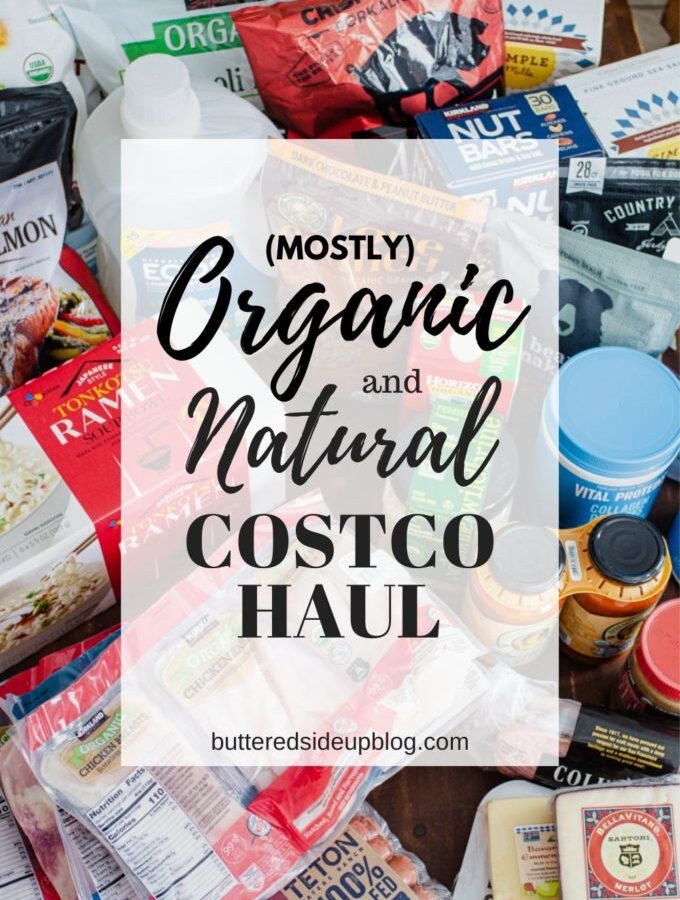 Things to Buy at Costco: Natural and Organic Finds!