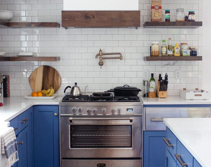 New kitchen sneak peek.
