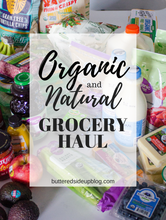Organic/Natural Grocery Haul #6
