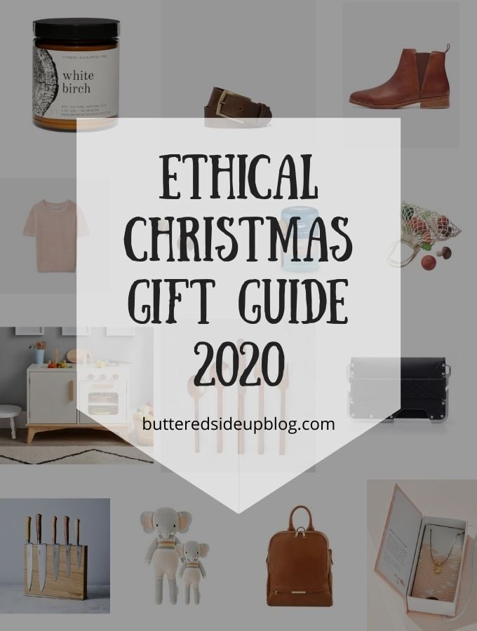 Ethical Gift Guide 2020